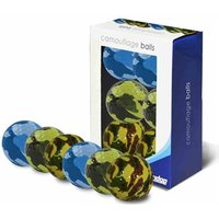 Camouflage Golf Balls 6 Pack