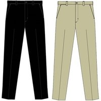 Callaway Mens Flat Front Twill Trouser