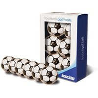 Football Golf Balls 6 Pack