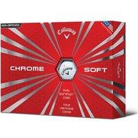 Callaway Chrome Soft Golf Balls (12 Balls)