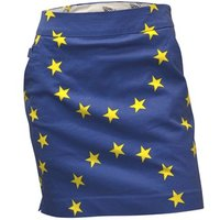 Royal And Awesome Ladies Eurostar Skort