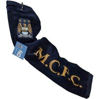 Manchester City Cross Tri Fold Towel