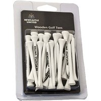 Newcastle Football Club Wooden Tees 30 Pack