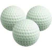 30 Percent Practice Golf Balls 6 Balls