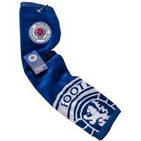 Rangers Club Jaquard Tri fold Towel