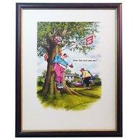 Bill Kimpton - Humorous Golf Prints