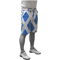 Royal and Awesome Golf Shorts