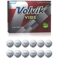 Volvik Vibe Golf Balls (12 Balls)