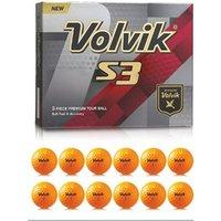 VolVik S3 Golf Balls (12 Balls)
