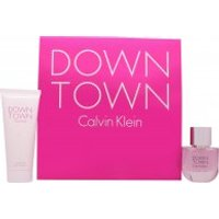 Calvin Klein Downtown Gift Set 50ml EDP + 100ml Shower Gel