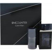 Calvin Klein Encounter Gift Set 100ml EDT + 75ml Deodorant Stick