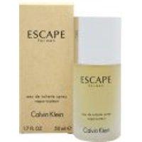 Calvin Klein Escape EDT 50ml Spray