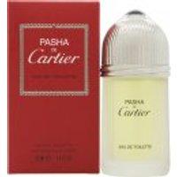 Cartier Pasha de Cartier EDT 50ml Spray