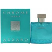 Azzaro Chrome Summer EDT 50ml Spray