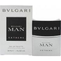 Bvlgari Man Extreme EDT 30ml Spray