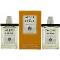 Acqua di Parma Colonia Assoluta EDC Gift Set 2 x 30ml Refill