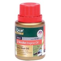 OL120 2 Stroke One Shot Bottle Oil 100ml
