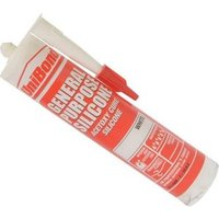 General Purpose Silicone White 300ml