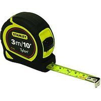 Stanley Tylon Tape Measure 3m