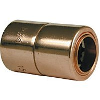 Wickes Copper Push Fit Reducer 15 x 10mm