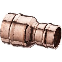Wickes Solder Ring Reduced Coupler 10 x 15mm