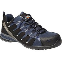 Dickies Tiber Safety Trainers Black Size 8