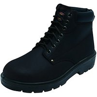 Dickies Antrim Safety Boots Black Size 12