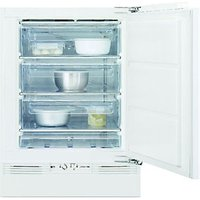 Electrolux ERU1101FOW Integrated Under Counter Freezer White 600mm