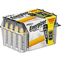 Energizer Alkaline Power AAA24 Value Pack