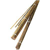 Wickes Bamboo Canes 2.4m Pack of 10