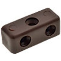 Wickes Brown Plastic Fixit Block Pack 24