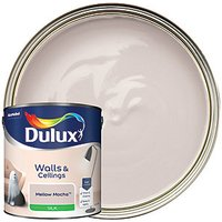 Dulux Silk Emulsion Paint Mellow Mocha 2.5L