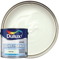 Dulux Light & Space Matt Emulsion Paint Nordic Spa 2.5L