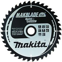 Makita B-08654 Makblade Plus 40 Teeth Circular Saw Blade 260x30mm
