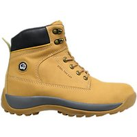 Rhino Overload Safety Boots Tan Size 11