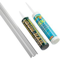 Wickes Laminate End Accessory Pack