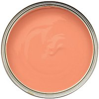 Wickes Colour @ Home Vinyl Matt Emulsion Paint Sweet Clementine 2.5L