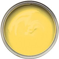 Wickes Colour @ Home Vinyl Silk Emulsion Paint- Sweetcorn 2.5L