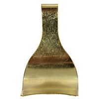 Wickes Picture Moulding Hooks Brass 4 Pack