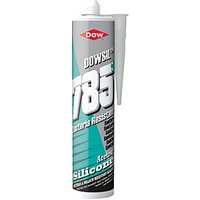 Dow Corning 785 Silicone Sealant Clear 310ml