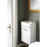 Wickes Mode Compact Vanity Unit with Basin (Lh)