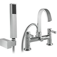 Wickes Saluzzo Bath Shower Mixer