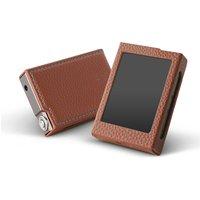 Cowon Plenue D (PD) Leather Case (Brown)