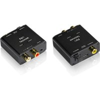 Fiio D03K Digital to Analog Audio Decoder/Converter - Optical / Coaxial - 3.5 / Component