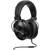 Pioneer SE-MS5T-K Over Ear Headphone with In-Line Microphone Colour BLACK