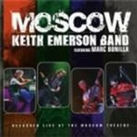 Keith Emerson Band - Moscow (Music CD)