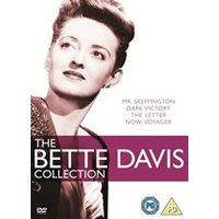 The Bette Davis Collection / Now Voyager / The Letter / Dark Victory / Mr Skeffington (Box Set) (4 Discs)