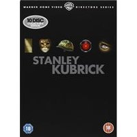 Stanley Kubrick Box Set - 2001: A Space Odyssey / A Clockwork Orange / The Shining / Full Metal Jacket / Eyes Wide Shut