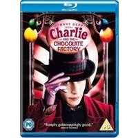 Charlie And The Chocolate Factory (Blu-ray)