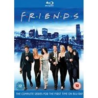 Friends - Series 1-10 - Complete (Blu-Ray)